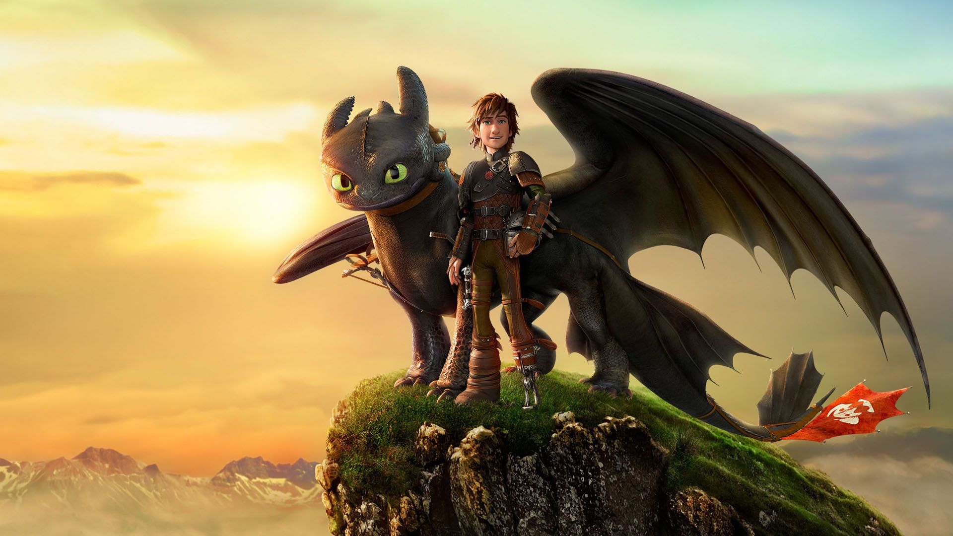 How to Train Your Dragon 2 2014 Banner