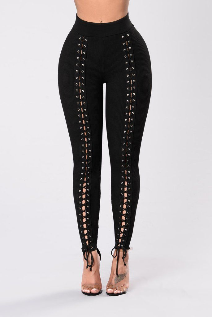 c7978f2450c75b Stick By Me Leggings - Black | fashion | Leggings, Black leggings ...