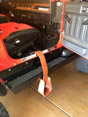 Retractable Roper Stirrups For Lifted 4x4 S Lifted Jeep 4x4