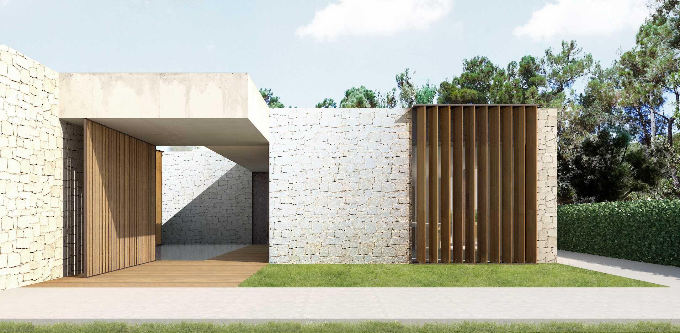 casa en la caada un espectacular proyecto del arquitecto ramn esteve http - Ramon Esteve Arquitecto