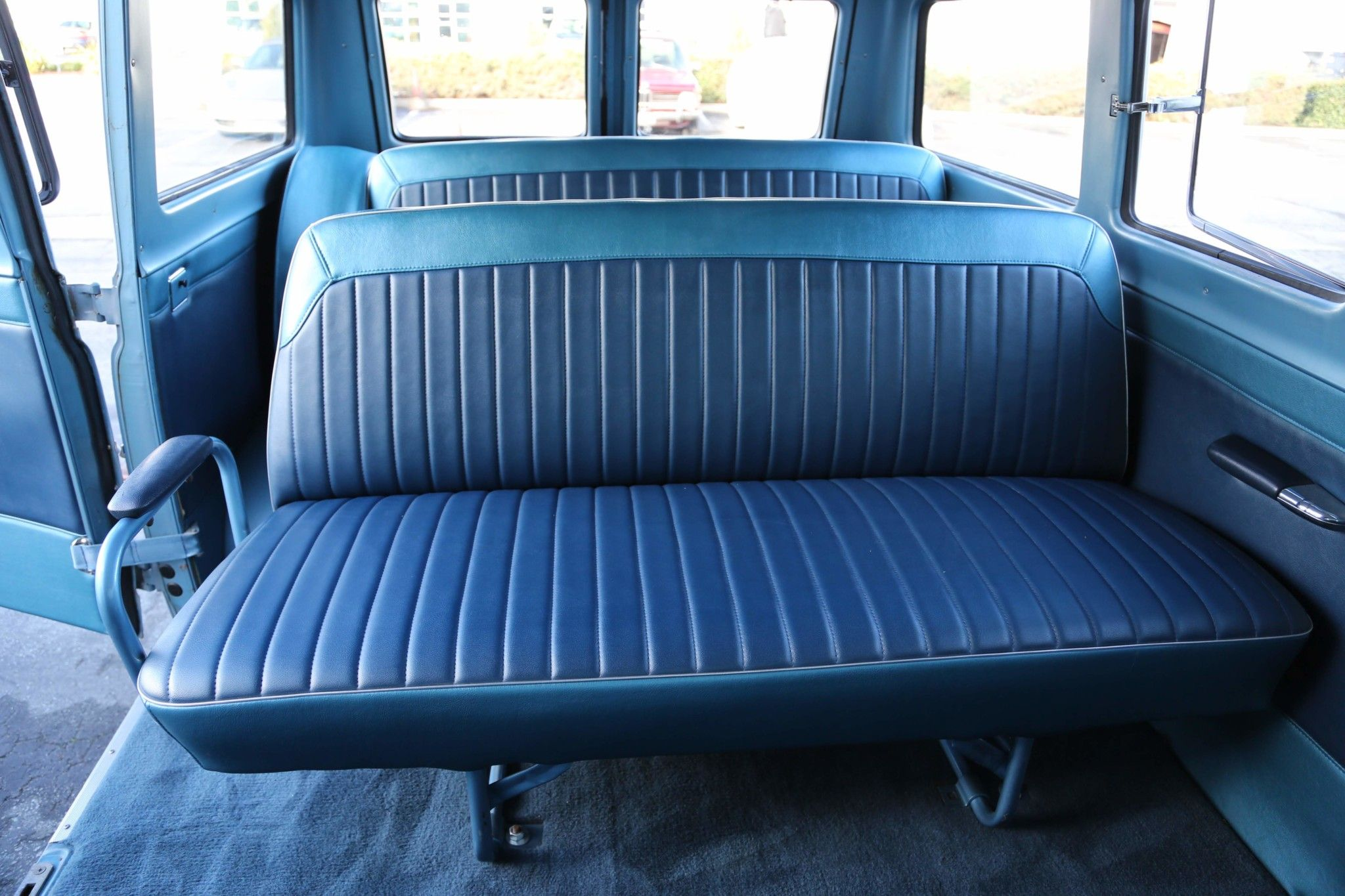 1963 Econoline Falcon Bench Seats Ford Falcon Wagons For Sale Ford