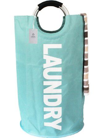 Laundry Bags With Handles Thicken Laundry Bag With Alloy Handles For College Camping And Home