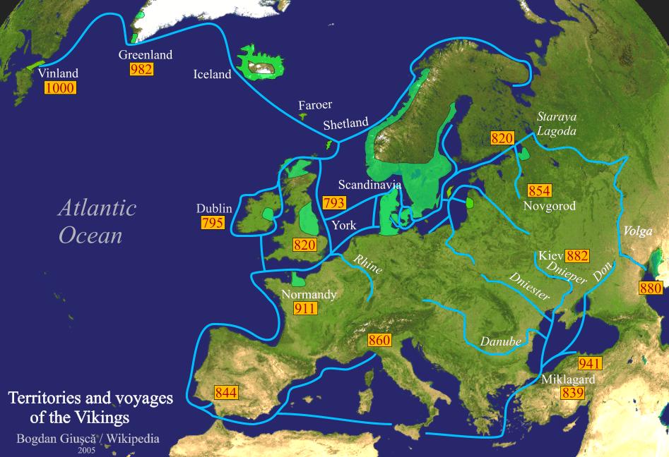 Explaining Viking Expansion History Of Sweden Viking Facts Vikings