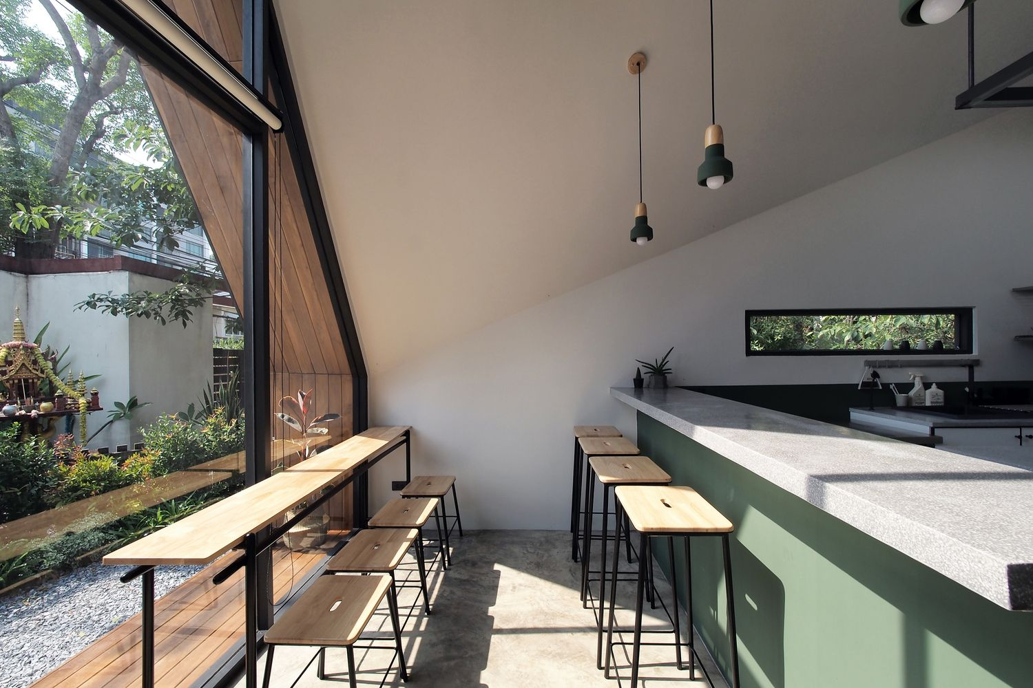 Gallery of Giant Bakes Cafe / ASWA 3 in 2020 Cafe