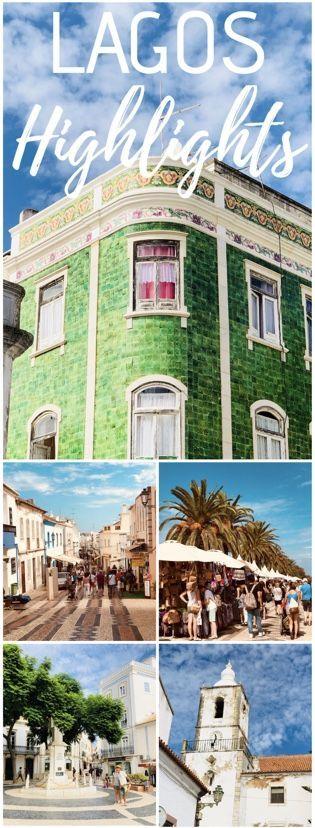 9 Lagos Sehenswürdigkeiten - Reisetipps für Stadt & Strand in Portugal #bestplacesinportugal