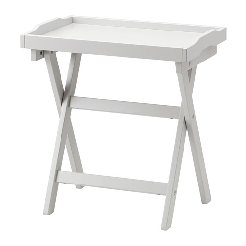 Maryd Tray Table Ikea You Can Fold The And Put It Away When Is Not Needed Use Removable For Serving