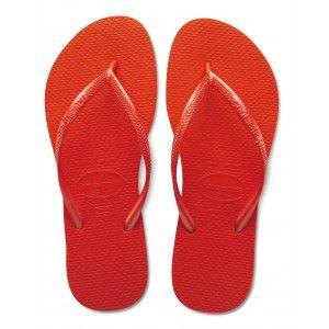 Zapatos negros Havaianas Slim Logo para mujer fko9Xax4J