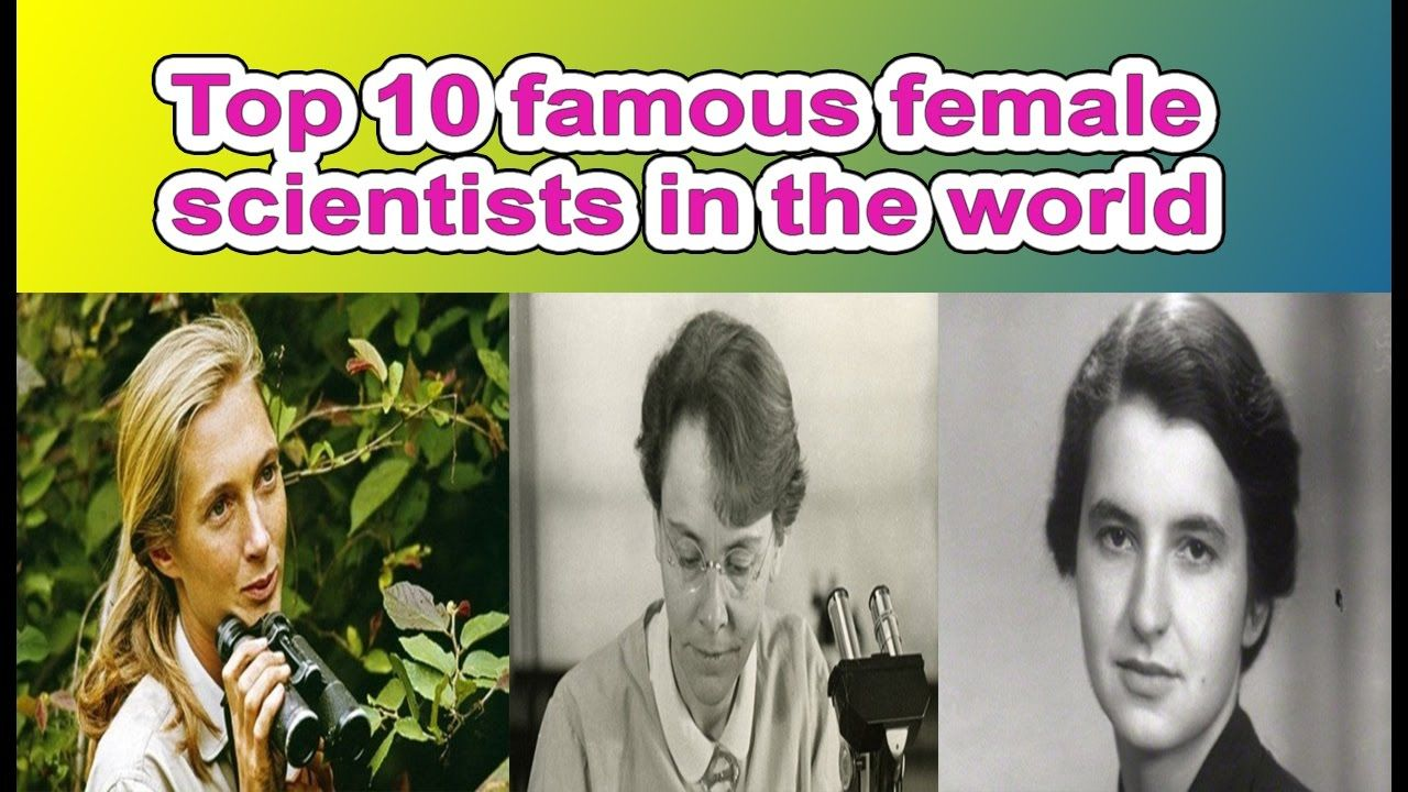 top 10 famous female scientists in the world 10 ada