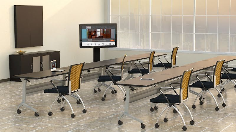 OfficeAnything Offers The Absolute Best Selling Of Training Room Furniture Our Selection