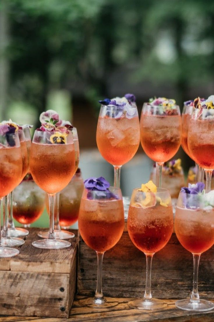 Corporate event food drink catering idea gallery on