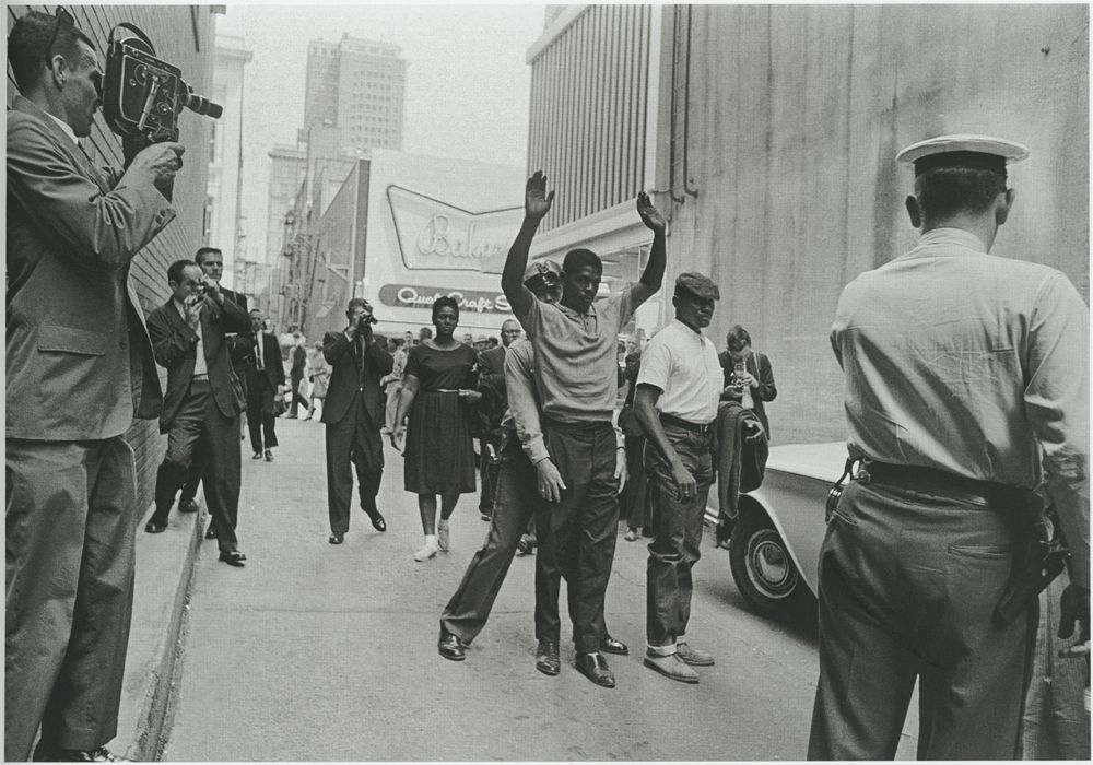 Ap Images Photographer Unknown Police Officer Frisks