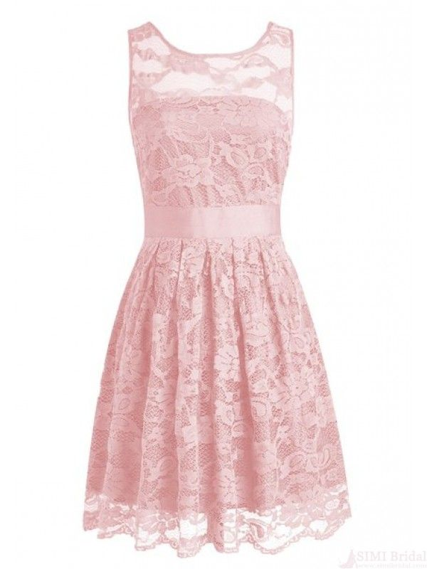 lace homecoming dress #SIMIBridal #homecomingdresses | vestidos de ...