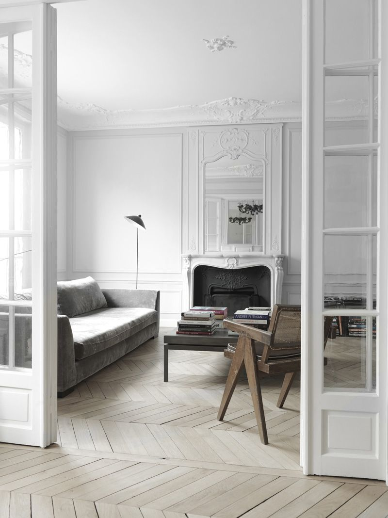 Moderne Pariser Wohnung Deko Ideen | Mehr auf unserer Website | die ...