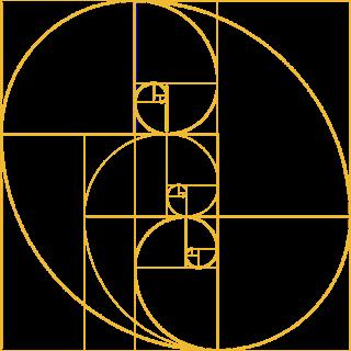 Golden Spirit Golden Ratio Oval Golden Ratio In Design Golden Ratio Art Golden Ratio