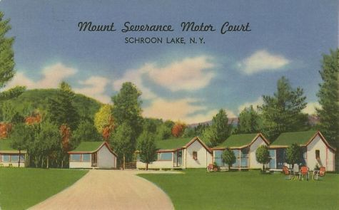 Schroon Lake 1930 Travelers Hotel Court Maryville Tennessee 1947 Bliss Too Pinterest Lakes