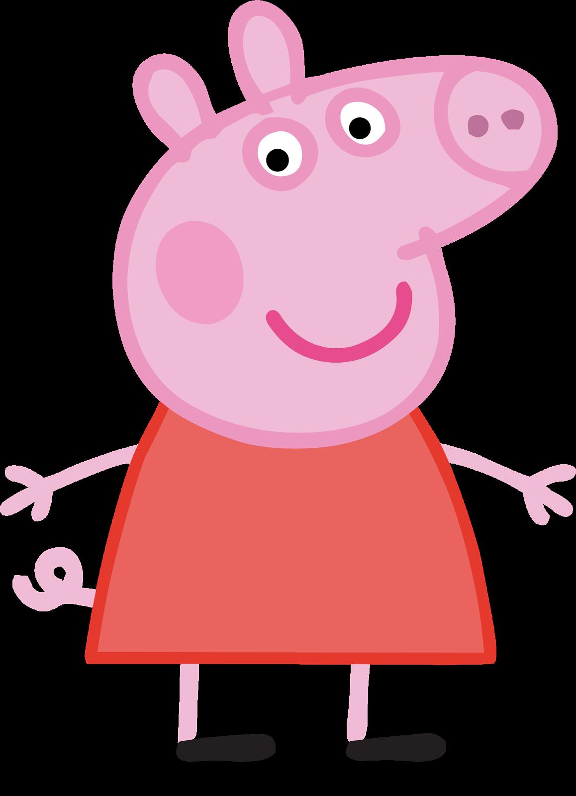 Cartoon Characters Peppa Pig PNG (HQ) Peppa pig, Peppa