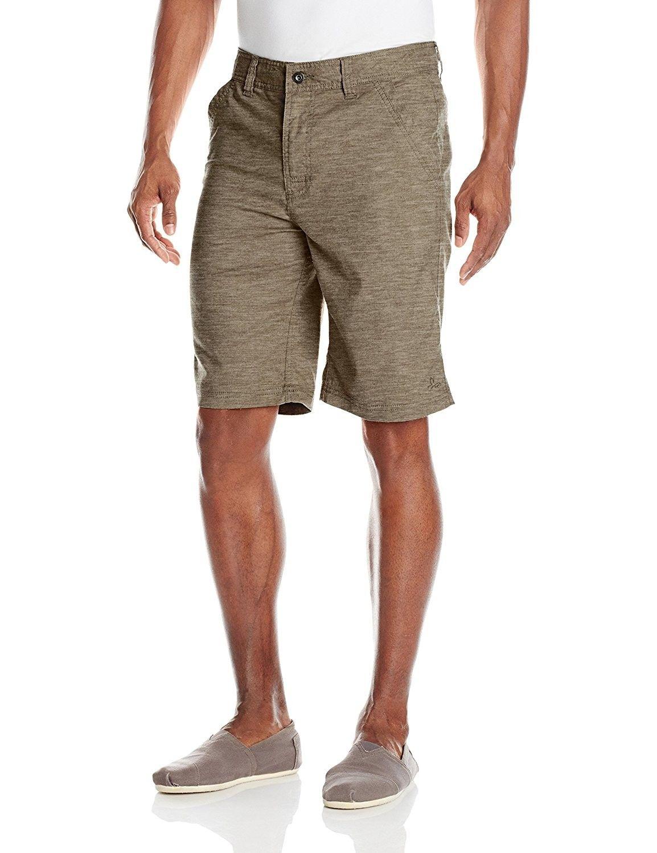 Herren Prana Furrow Herren Shorts Furrow