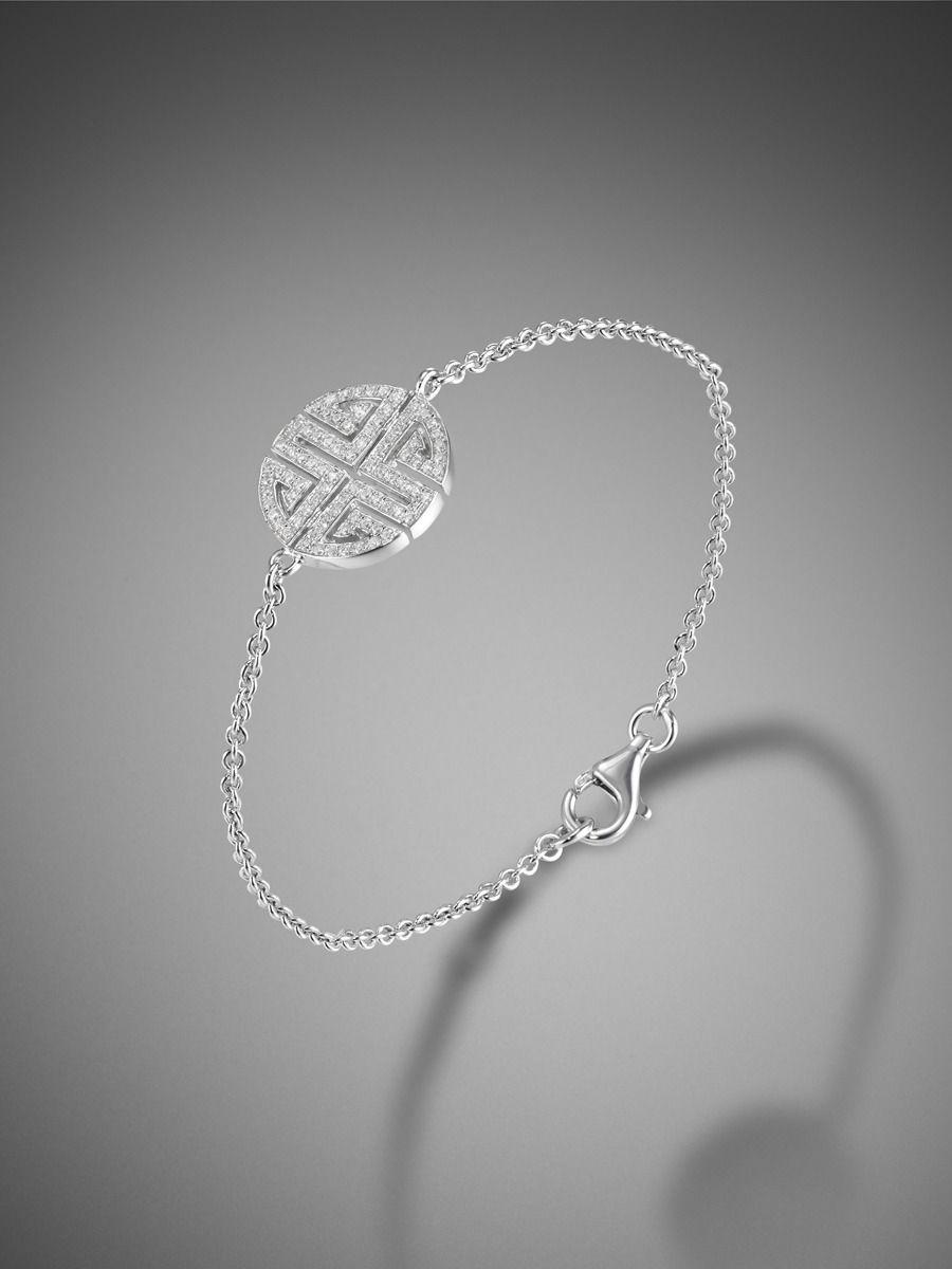Fortune Shou Bracelet Shanghai Tang