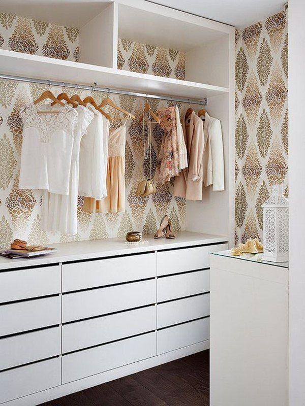Vestidores peque os ideas para vestidores armarios for Armarios buenos
