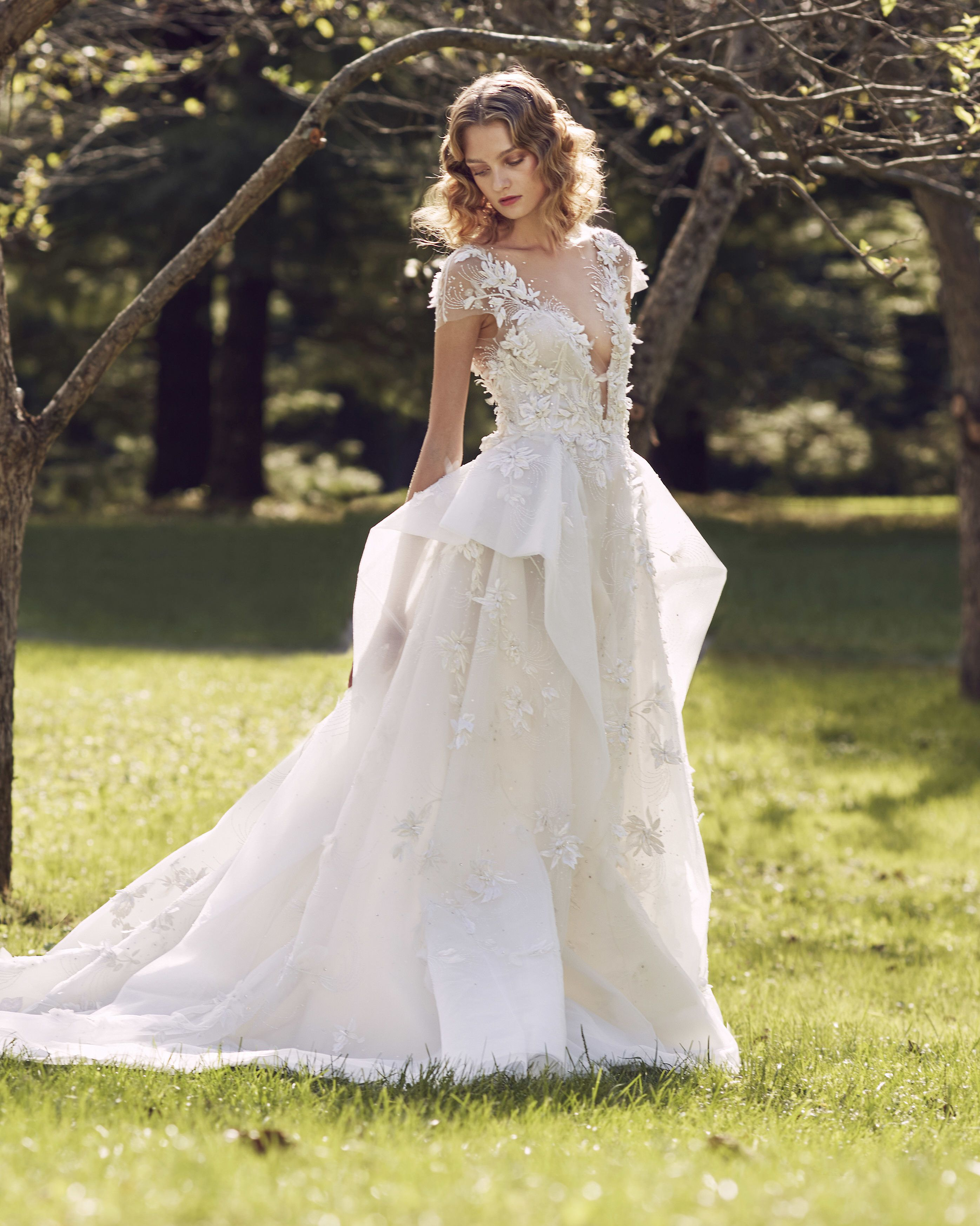 Watch Marchesa Fall 2019 Bridal Collection video