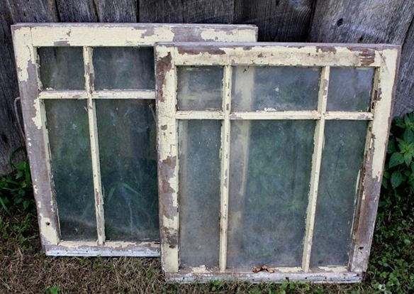 old windows.  Repinned by www.silver-and-grey.com