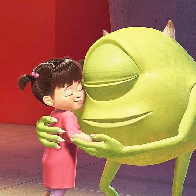 Monsters Inc. #pixar