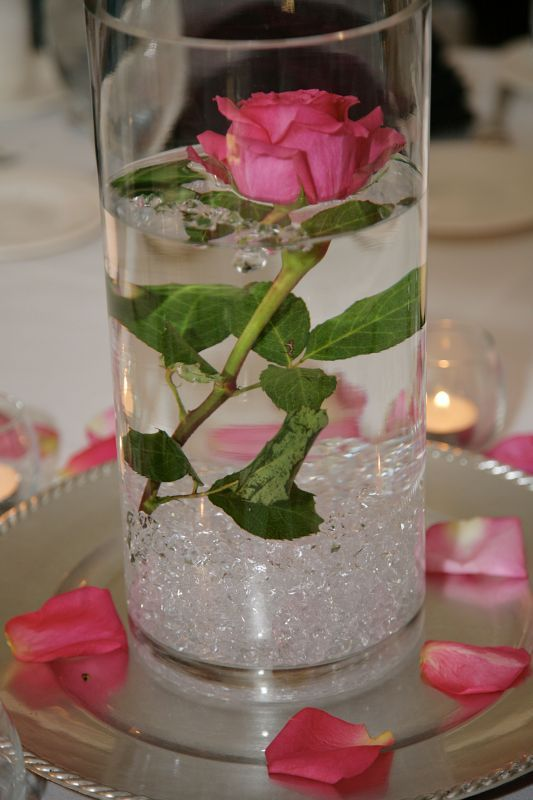 find this pin and more on for the home simple wedding centerpiece idea