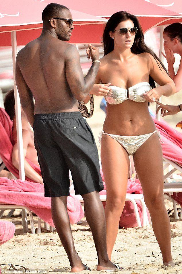 Time For The Honeymoon Footballer Darren Bent And New