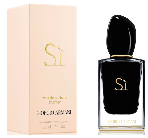 Giorgio Armani are introducing a new flanker to the original Si (2013) called Si Eau de Parfum Intense, which wishes to offer a darker and more assertive mood for the independent and modern woman the brand like to heap praises upon, personified by Cate Blanchett...Read more: http://www.fragrance24.com.au/woman/armani-si-intense/
