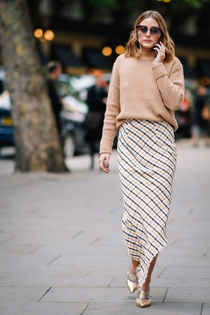 Olivia Palermo Wore a  40 Topshop Knit to LFW and It s Still ... 279b48b26555