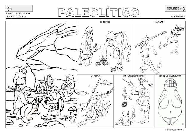Paleolítico | Historia del Arte | Prehistory, Social science y