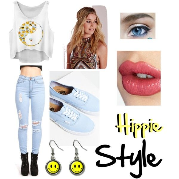A fashion look from September 2015 by katy-nes-cata featuring Vans, Missguided and Charlotte Tilbury