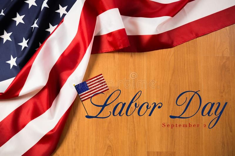 Happy Labor Day Banner, American Patriotic Background - Image Stock Photo - Image of american, board: 156622566