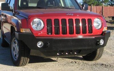 Front Winch Bumper Jeep Patriot Jeep Patriot Jeep Patriot Accessories Winch Bumpers