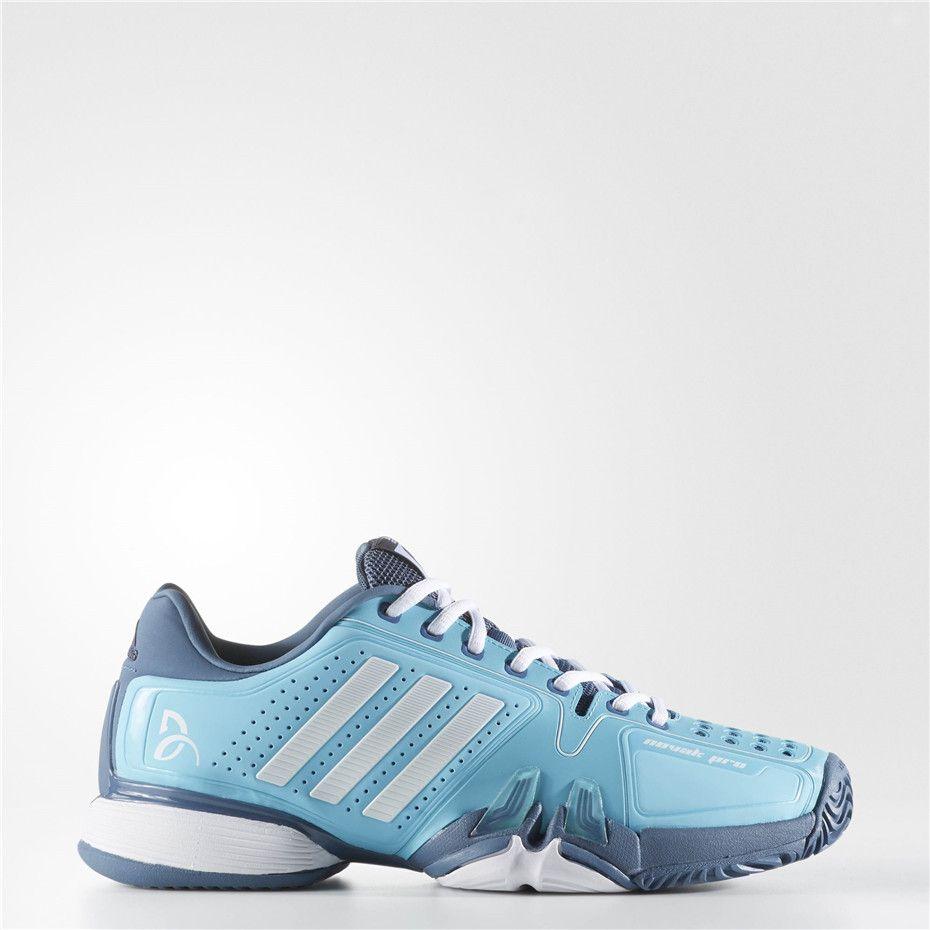 Adidas Novak pro zapatos (resplandor azul / blanco corriendo FTW) adidas