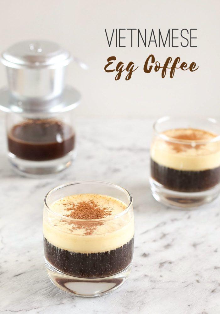 Vietnamese Egg Coffee - Love Swah