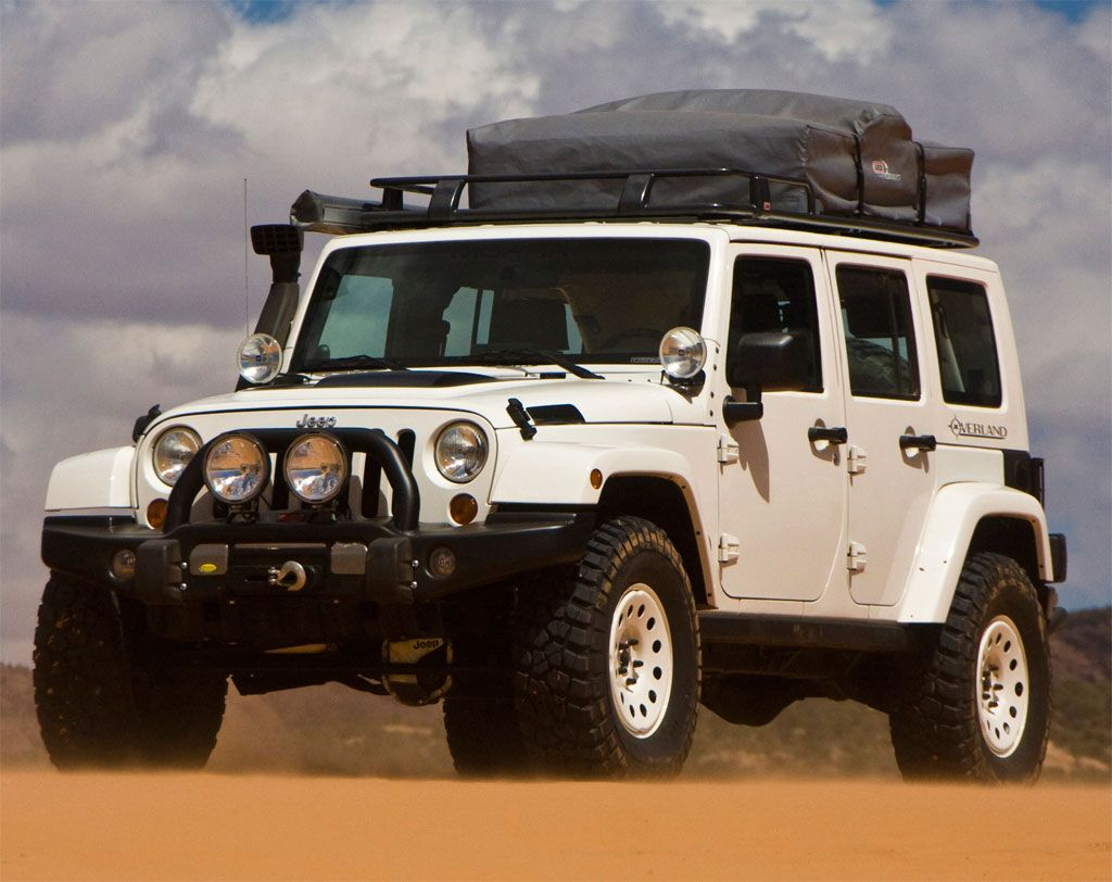 Image Detail For Jeep Wrangler Overland Was Designed To Be An