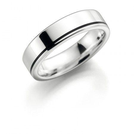 Silver si237-5 col 1 - Schalins Silver med kolorit - Silver Ringar ... cb5a3411afa5e