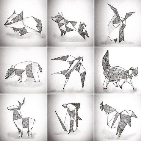 Photo of Trendy Origami Dog Sketch Ideas Trendy Origami Dog Sketch Ideas #origami