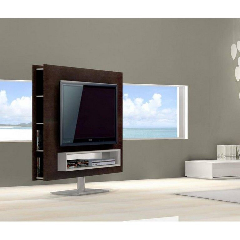 Furniture:Ikea Tv Table Tv Stand On Wheels Black Tv Stand Simple Tv ...
