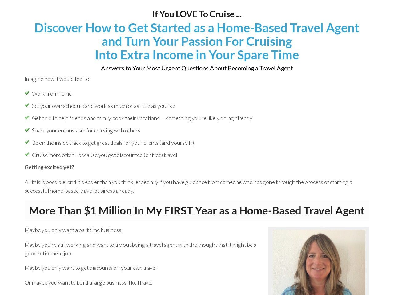 Fine How To Become A Home Based Travel Agent Ornament - Home ...