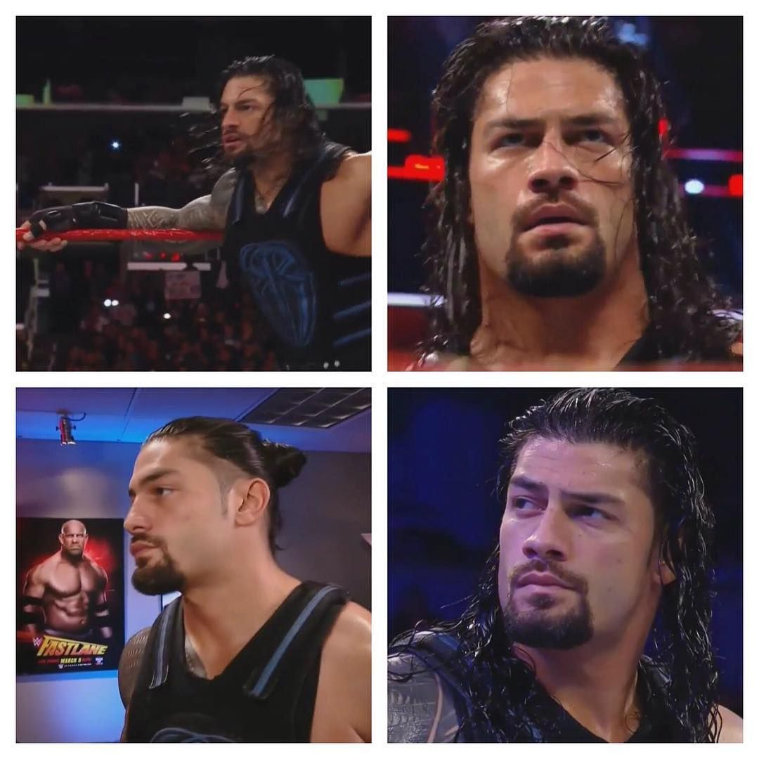 RAW Screencaptures have been added - http://reigning-images.net/thumbnails.php?album=589 #RomanReigns #RomanEmpire