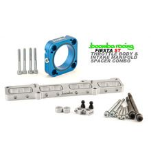 Fiesta St Intake Manifold And Throttle Body Spacer Combo Fiesta