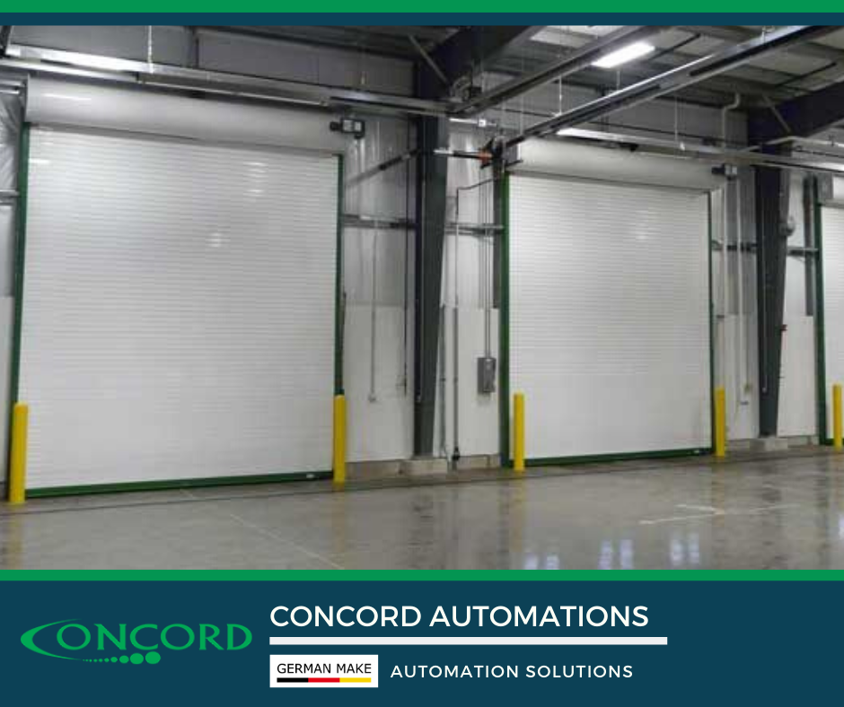 Industrial Sectional Overhead Doors Are Ideal For All Industrial And Logistic Needs And Are Built To In 2020 Sectional Overhead Doors Overhead Door Steel Garage Doors