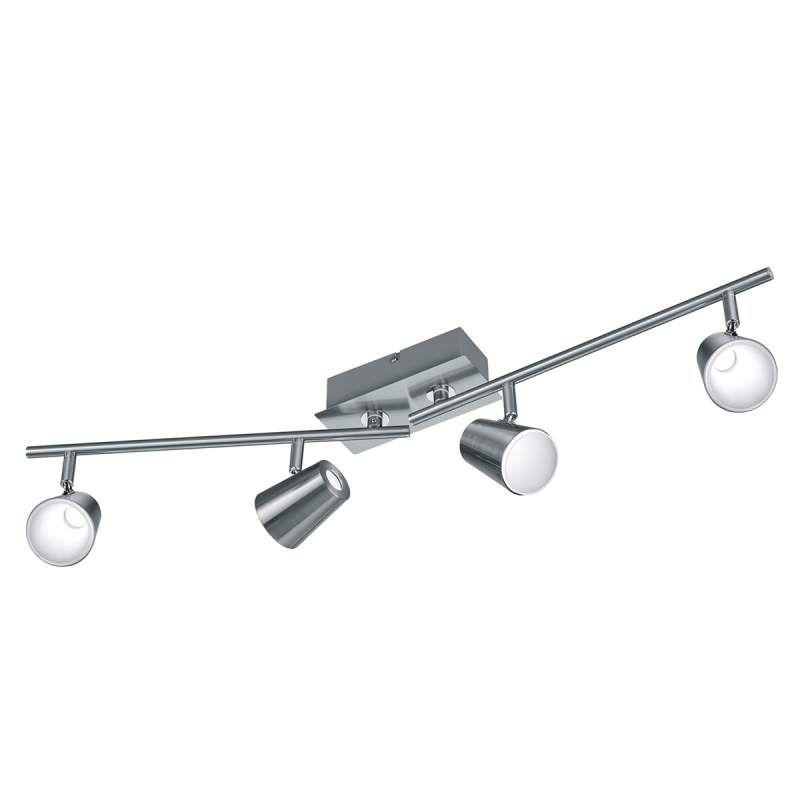 Moderne Designer Led Plafondspots Narcos 4 Fl Plafondlamp Led Binnenverlichting
