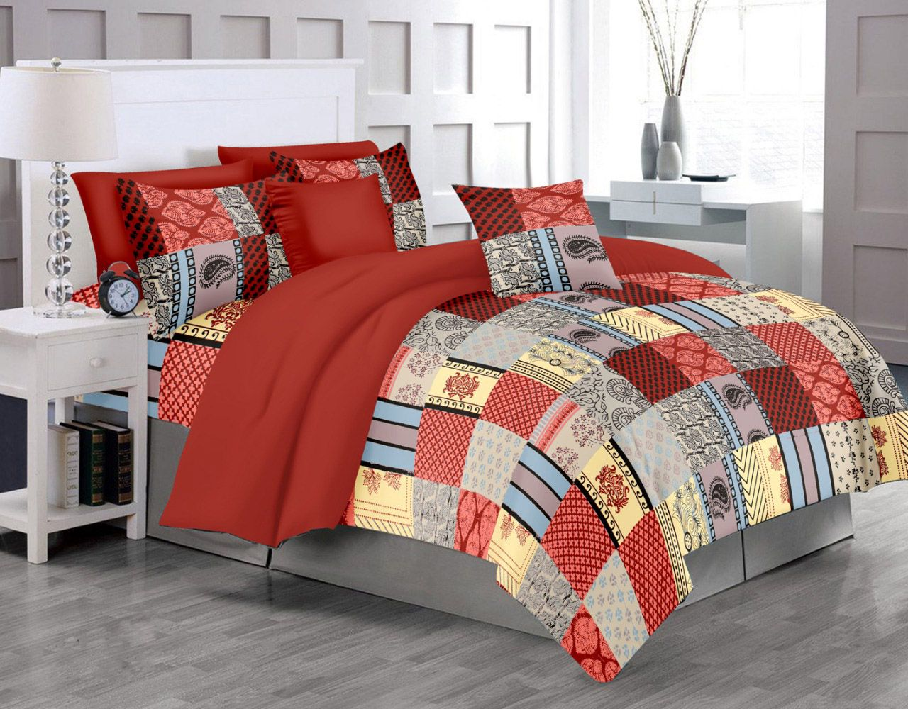 The export world is bed linen suppliers in India in 2020