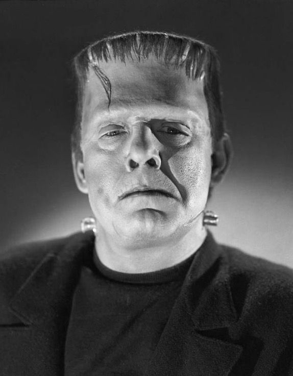 Image result for lon chaney jr. as the frankenstein monster