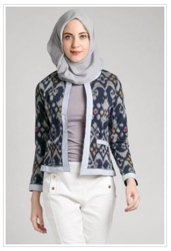 86f8a0b2a674d4f6c3013e482969a9dd 10 contoh model baju muslim casual untuk wanita modis terbaru 2015,Model Busana Muslim Casual