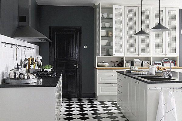 CUISINE BISTROT  23 Idées Déco Pour Un Style Bistrot Deco cuisine
