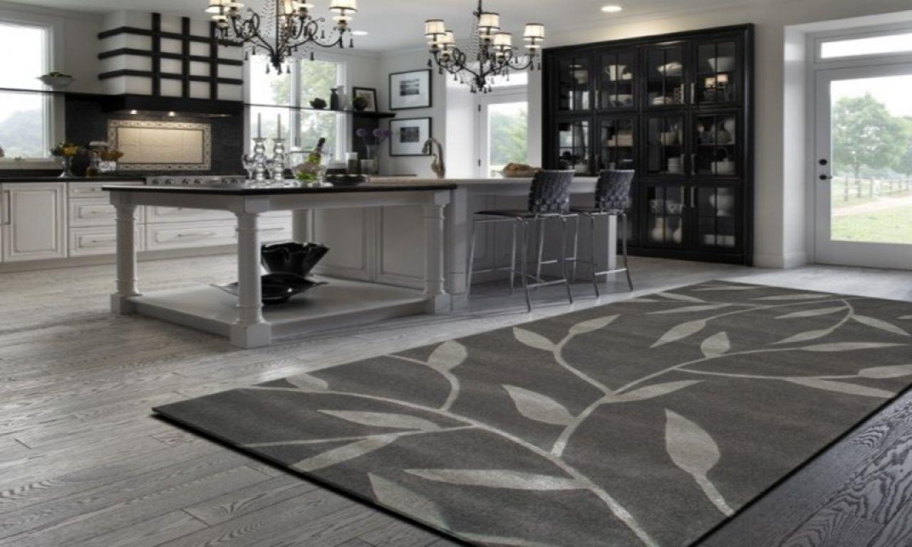 Hardwood Flooring Kitchen Rugs Washable Grey Floors Latest Trend Dark Wood Floor Stain Interior